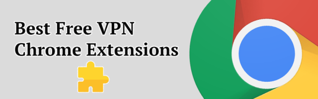 Chrome VPN Extenshion