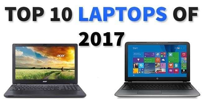 Top 10 Laptops in India with price : Best Laptop in India December 2017