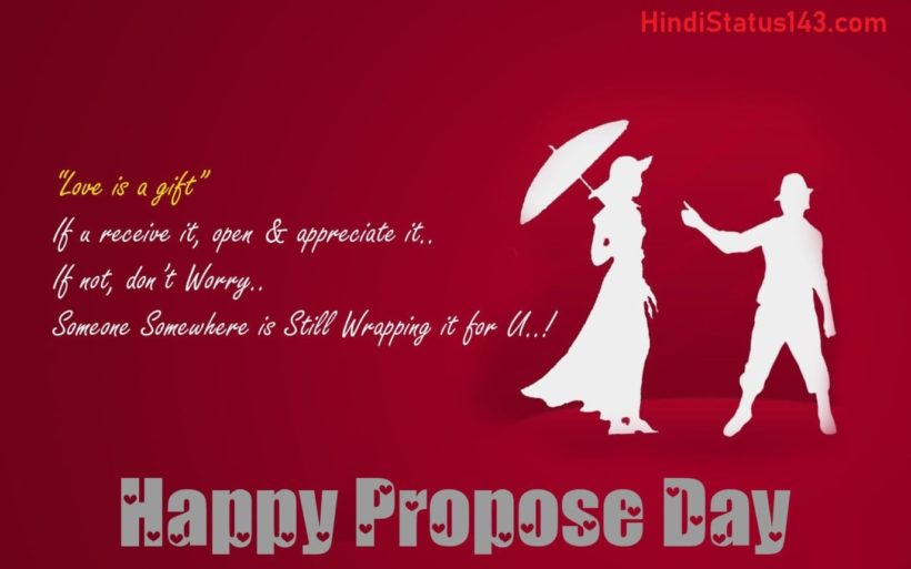 happy propose day hd