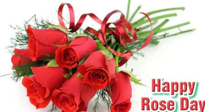 Happy Rose Day 2018 Images Wishes Sms Quotes Messages Date Wallpapers