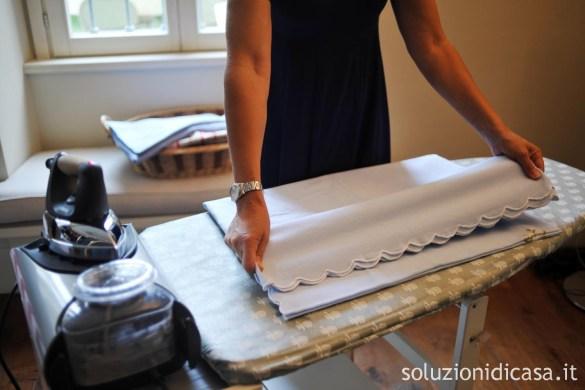 Come usare l'appretto sui vari tessuti