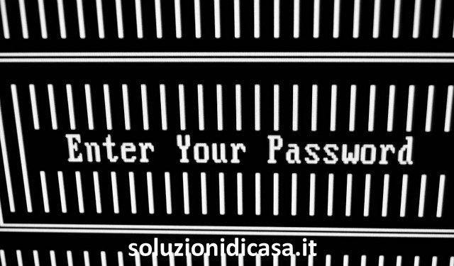 Ricordare le password