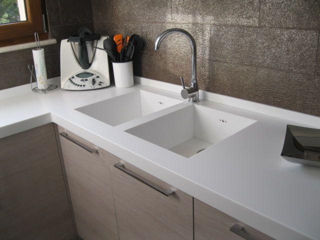 Piano Lavabo Cucina.Come Pulire Il Lavello Della Cucina Soluzioni Di Casa