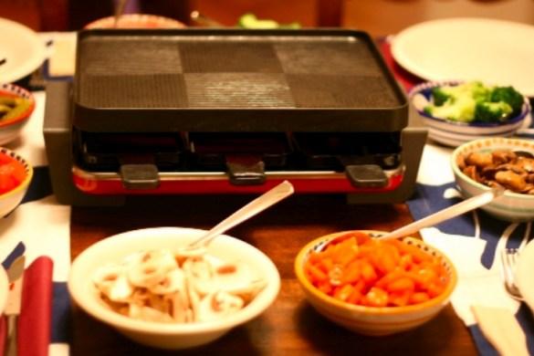 Come organizzare una cena in tavola