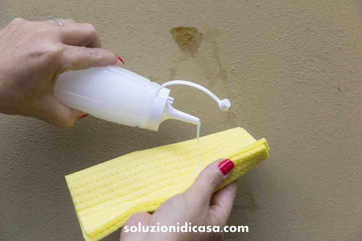 Coprire Pareti Scure : Le macchie sulle pareti soluzioni di casa