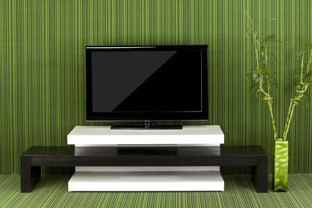 Come integrare le tv a schermo piatto nell'arredamento