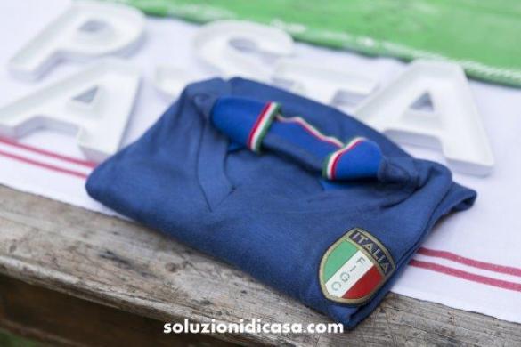 Italia ai mondiali 2014 come vestite con il tricolore