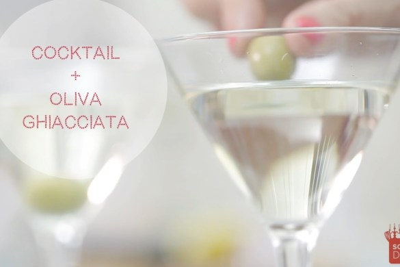 Trucchi in cucina: le olive surgelate per i drink