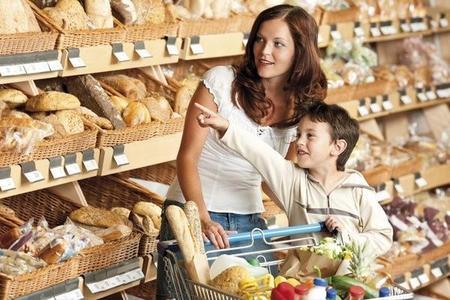 Come fare la spesa al supermercato con i bambini