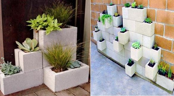 Come costruire una parete verde