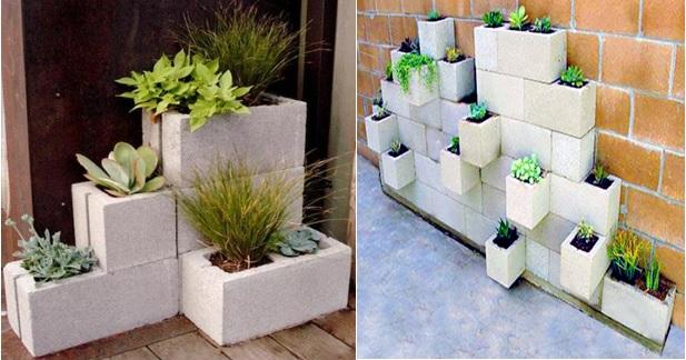 Come costruire una parete verde soluzioni di casa for Idee per realizzare una fioriera