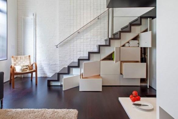 come ottimizzare lo spazio in casa