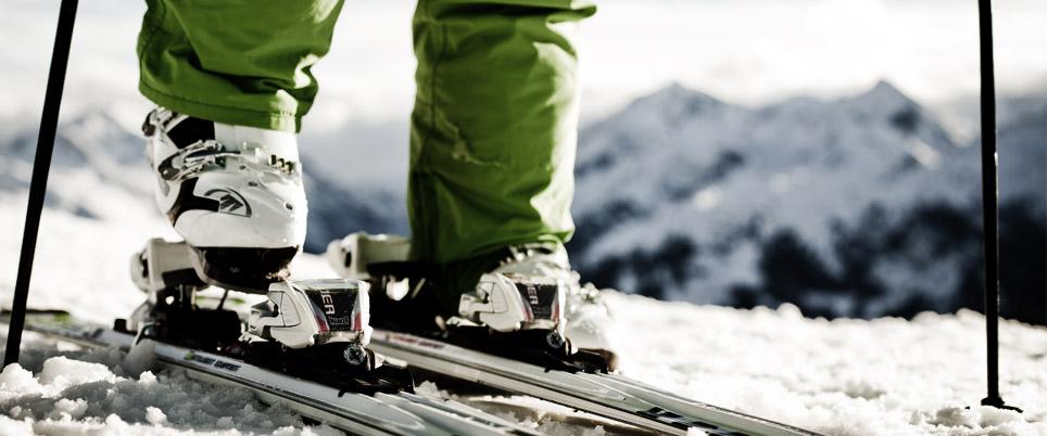 come pulire gli scarponi da sci