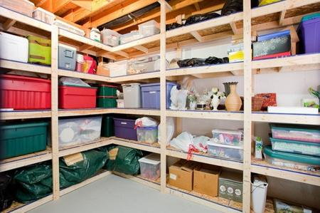 Organizzare la cantina come fare  Soluzioni di Casa