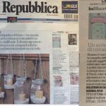 AGENDA 2016 la Repubblica 17 sett. 15