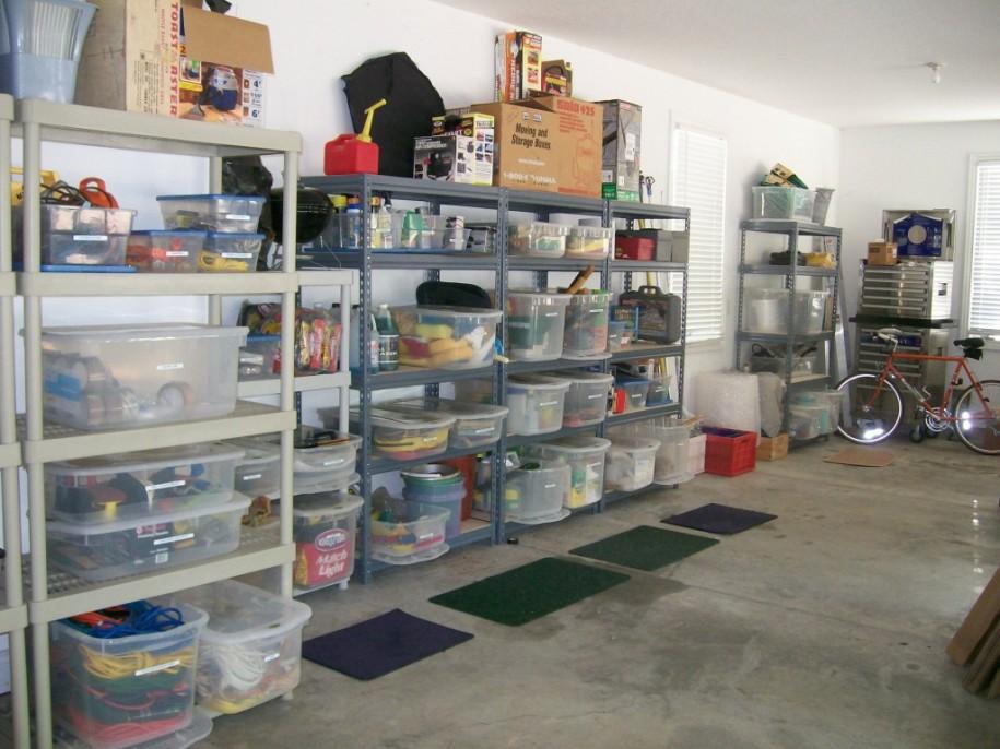 Come pulire e organizzare il garage soluzioni di casa - Come pulire casa ...