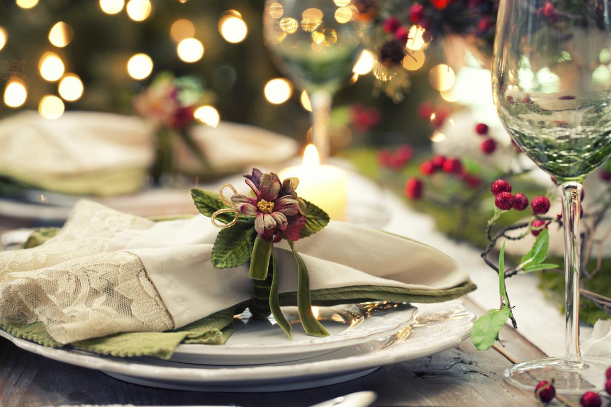 Come apparecchiare la tavola di Natale (Foto) | NanoPress ...