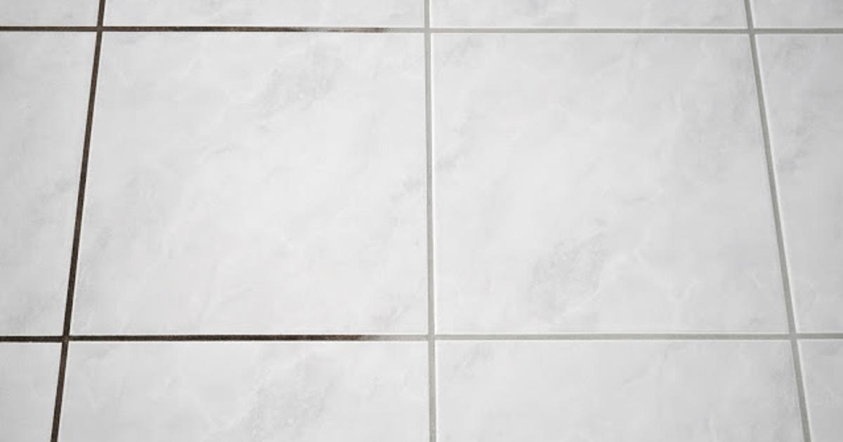 Come pulire le fughe delle piastrelle annerite soluzioni - Come pulire le piastrelle del bagno ...