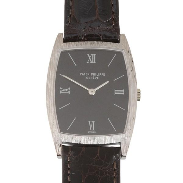 Swiss Mens Patek Philippe 19 Jewel Wrist Watch