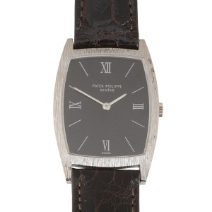 Swiss Mens Patek Philippe 19 Jewel Wrist Watch