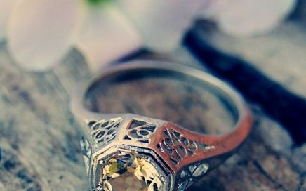 Reasons to Buy a Vintage Engagement Ring