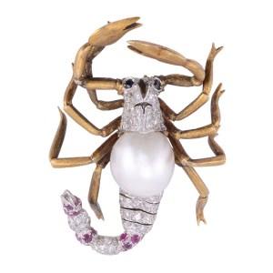 scorpion pin