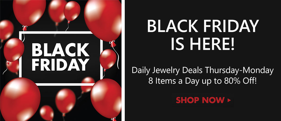 Black Friday Jewelry Deep Discounts