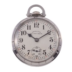 Hamilton Railway Special Pocket Watch