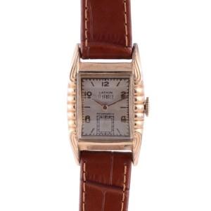 Lathin mens wrist watch
