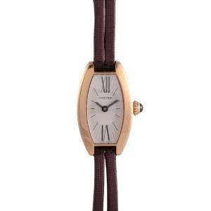 Cartier Lumiers wrist watch