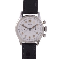 Tissot Stainless Steel Chronograph Wrist Watch