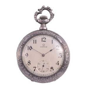 first edition Omega pocket watch