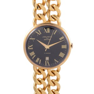 John Weitz fashion wrist watch