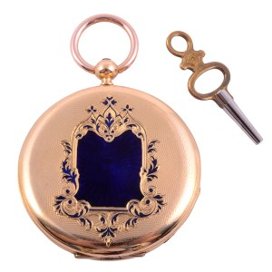 18K Patek Philippe Pocket Watch