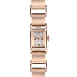 Vacheron & Constantin Rare Art Deco Ladies 14K Wrist Watch