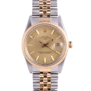 Rolex Date Wrist Watch