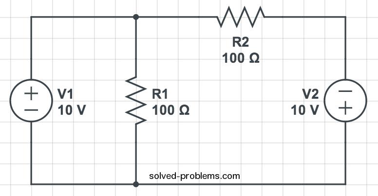 Electric Circuits Problem Solver Problem Solvers Solution