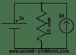 Voltage Across Resistors