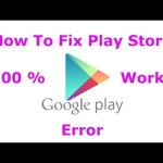 How To Fix No Connection Error in Play Store