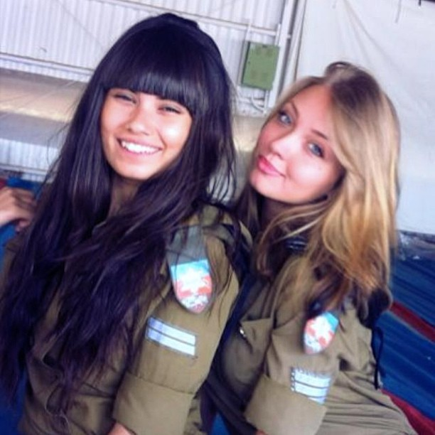Israeli Soldier Girl Pic (140)