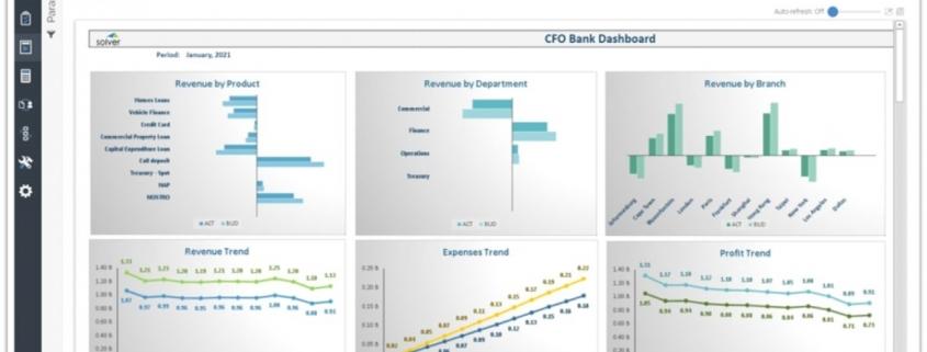 Bank CFO