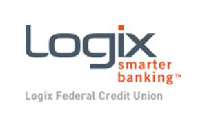 logix smarter banking logo