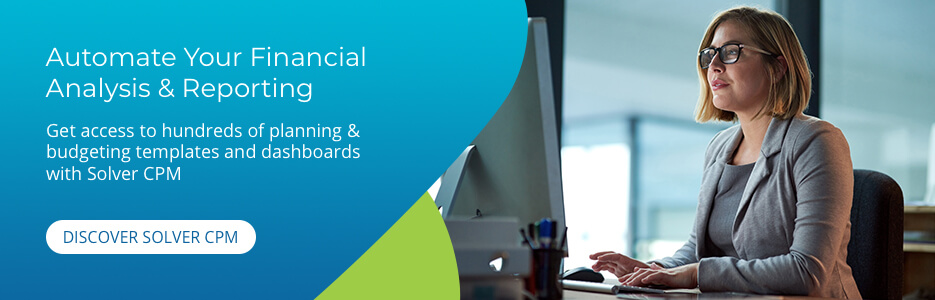 Automate your financial analysis and reporting