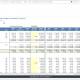 Top-down Profit & Loss Budget Form