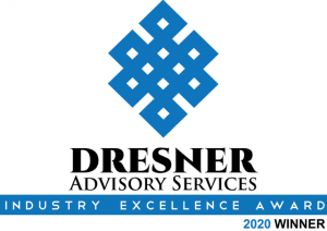 Enterprise Performance Management 2020 Dresner Industry Excellence Award