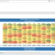 Monthly Billing Summary Report Example for a Healthcare Provider