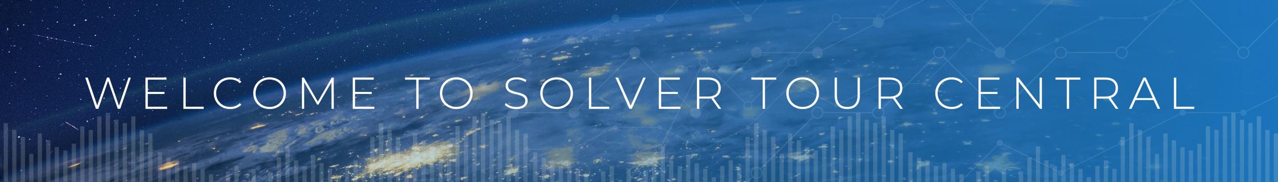 Solver Tour Central Banner