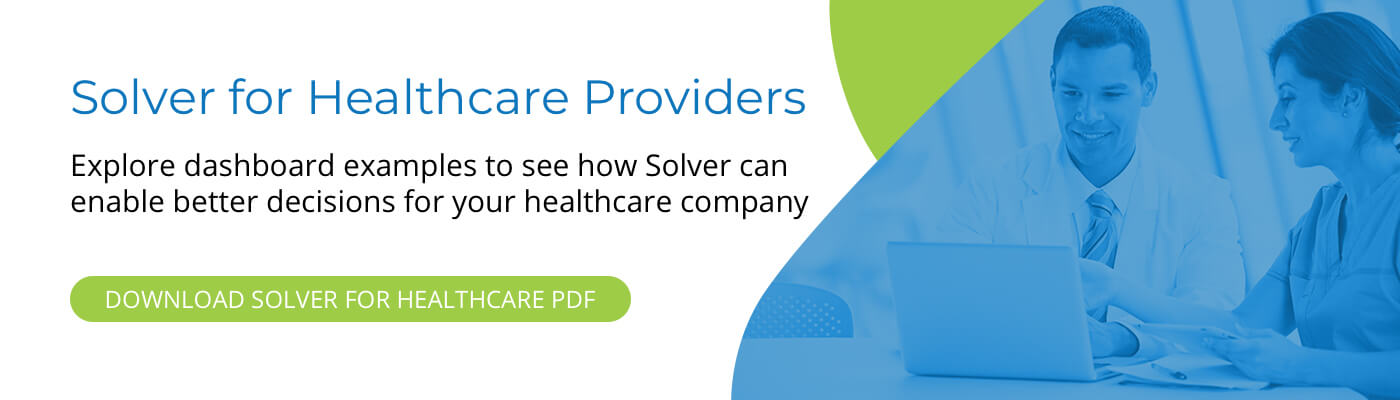 Solver for Healthcare Providers