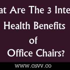 Ergonomic Chair Reviews Reddit Church Chairs Canada What Are The 3 Integral Health Benefits Of Traditional Office Chairs?