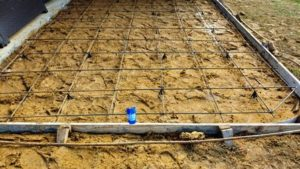 how to pour a concrete patio learn